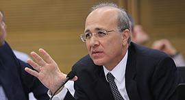 """ד""""ר משה ברקת ממונה על שוק הון ועדת פישמן, צילום: אלכס קולומויסקי"""