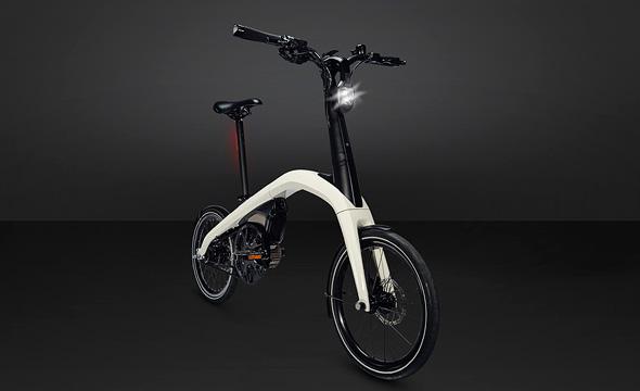 אופניים חשמליים של ג