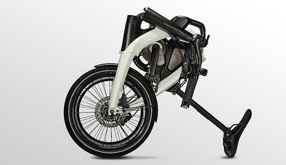 אופניים קומפקטיים, צילום: GM