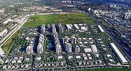 הדמיית פרויקט בית בפארק באור יהודה, צילום: משרד וויופוינט