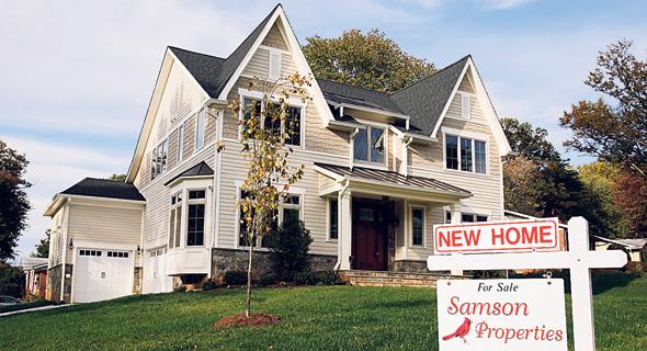 """בית למכירה בוירג'יניה ארה""""ב"""