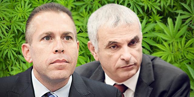 כחלון ארדן קנאביס, צילום: עומר מסינגר, יואב דודקביץ