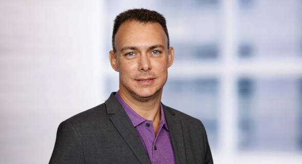 """עמי אהרונוביץ, מייסד ומנכ""""ל חברת DBAces, צילום: יח""""צ"""
