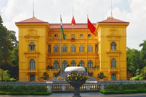 ארמון הנשיאות הווייטנאמי