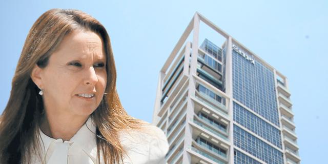 שרי אריסון וצביקה פיק תובעים את גינדי החזקות על ליקויי בנייה במגדל השופטים