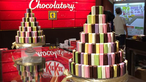 חנות הקיט קט ביפן, צילום: CNN