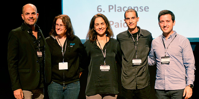Israeli Pitch Dark Startup Contest Winner Gets Spot in the Limelight