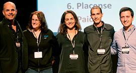 Avenews GT זוכה במקום הראשון ב פיץ' בחשיכה, צילום: עמית שעל