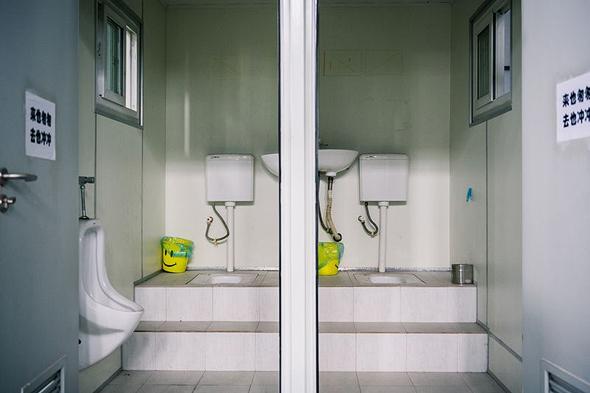 ביל גייטס ממציא את ה שירותים מחדש, צילום: ארכיון גייטס