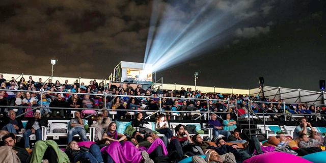 """פוטו מורגנה: פסטיבל """"סרטים בערבה"""" עולה לליגה של הגדולים"""