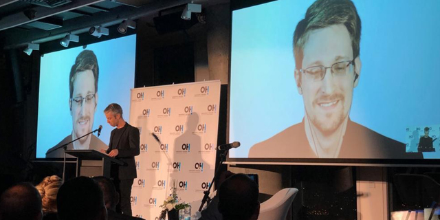 Edward Snowden Slams Israeli Spyware Firm