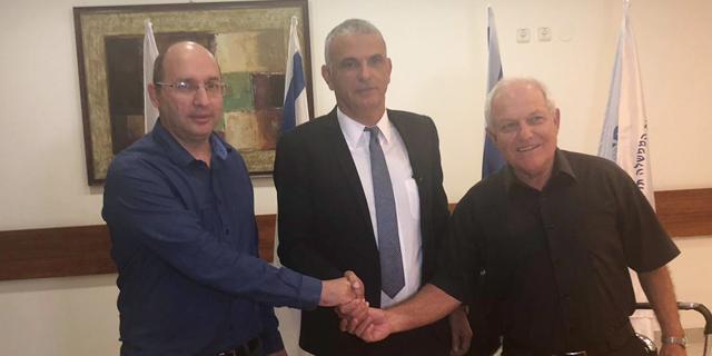 הושג הסכם בנושא הבטיחות באתרי בנייה - השביתה במשק בוטלה
