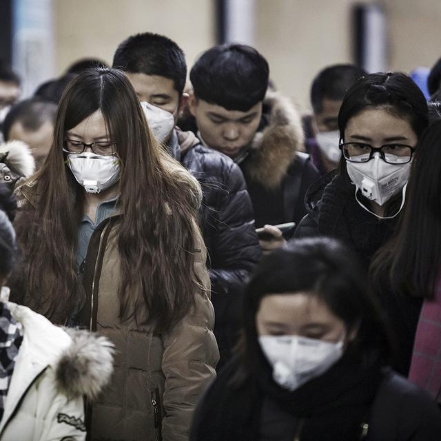 מוסף שבועי 8.11.18 תשלום אוויר זיהום אוויר בייג'ינג סין ינואר 2017, צילום: בלומברג