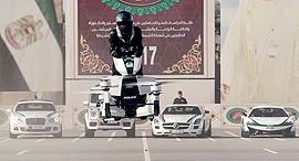 Hoversurf אופנוע מרחף משטרה דובאי 1, צילום: Hoversurf