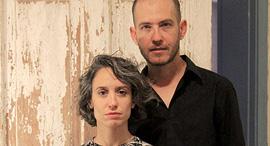 יואב ברתל ואביגיל רובין , צילום: אריאל ינאי