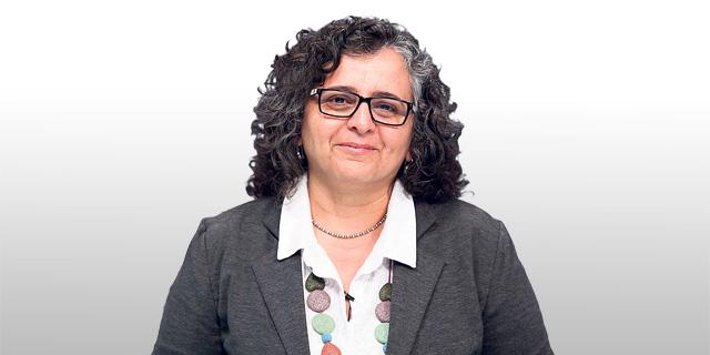 """ח""""כ עאידה תומא סלימאן, ראש הוועדה, צילום: אוראל כהן"""