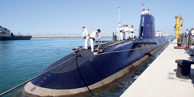 """מבקר המדינה: """"לא יכול לחקור בשלב זה את פרשת הצוללות"""""""