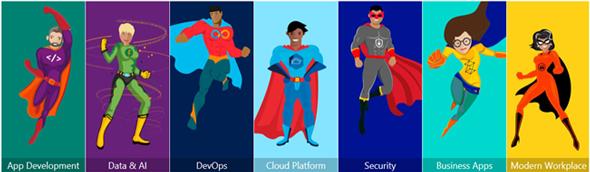 קורסי הענן המקוונים Cloud Society של מיקרוסופט