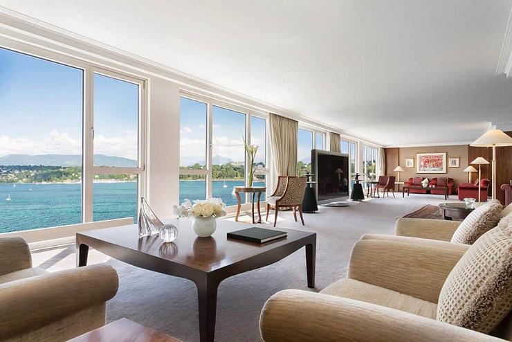 , צילום: President Wilson Hotel