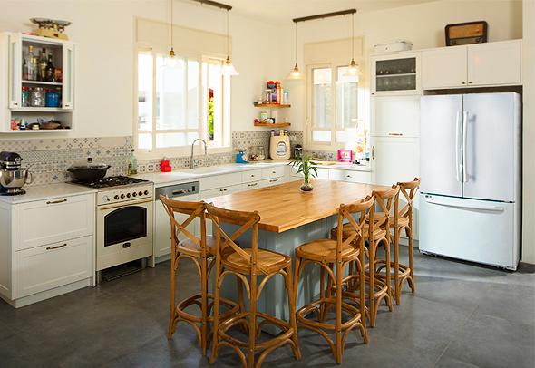 בית משפחת יניב במושב דבורה. פס ייצור אחד ועלויות ידועות מראש