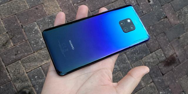 וואווי מכה את המלעיזים: שילחה 200 מיליון סמארטפונים ב-2018