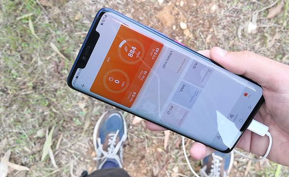 וואווי מייט 20 פרו סמארטפון, צילום: ניצן סדן