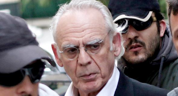 שר ההגנה היווני לשעבר אקיס צוכדזופוליס