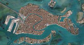 פוטו תמונות תצפית גוגל ונציה, צילום: google