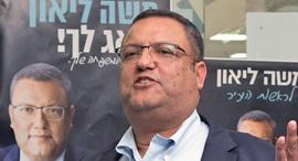 משה ליאון מתמודד ל ראשות עיריית ירושלים, צילום: יואב דודקביץ