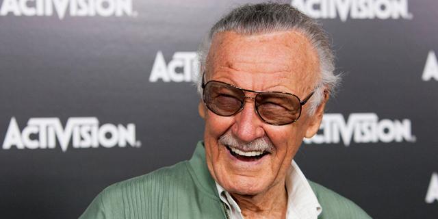 סטן לי, האיש שהמציא את ספיידרמן ואיירון מן, נפטר בגיל 95