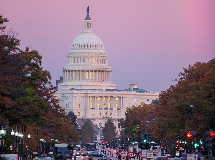 וושינגטון די.סי., צילום: אי פי איי