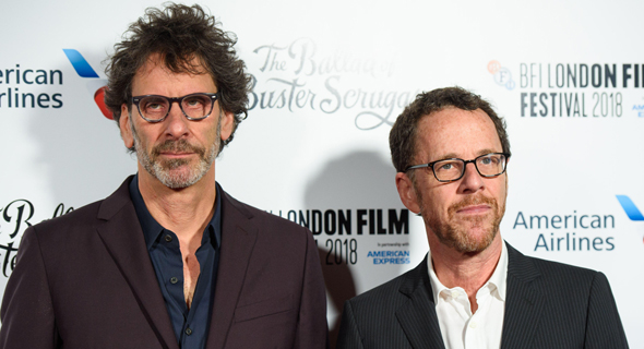 האחים איתן (מימין) וג'ואל כהן. רוב סרטיהם לא זכו להצלחה קופתית גדולה