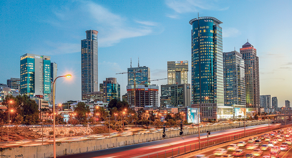 Ramat Gan. Photo: Shutterstock