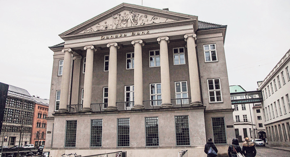 מטה דנסקה בנק בקופנהגן. ההנהלה לא פתחה בחקירה