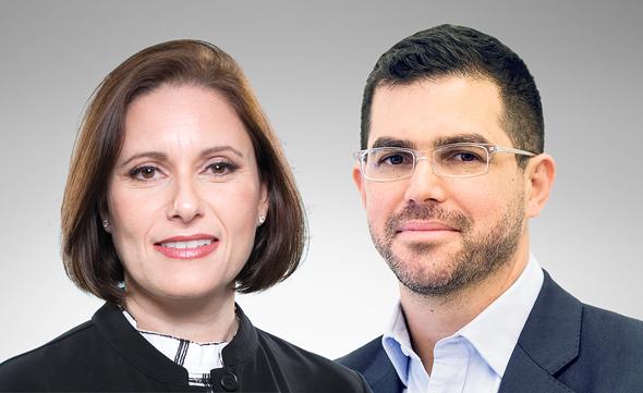 שופטים בתחרות: איל ניב ויודפת הראל בוכריס