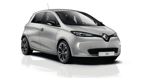 Renault's Zoe, its popular electric vehicle offering. Photo: Renault