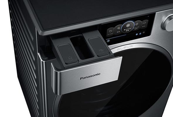 מכונת הכביסה היוקרתית של פנסוניק ופורשה, צילום: Studio F. A. Porsche