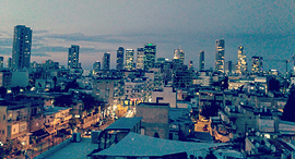 Tel Aviv. Photo: Orr Hirschauge
