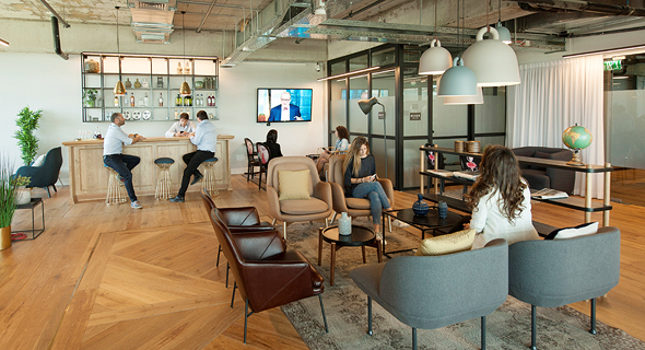 Mixer shared office space. Photo: PR