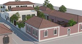 הדמיה של הבית החדש של רומן אברמוביץ' נווה צדק, הדמיה: מורן פלמוני | יפתח וקס אדריכלים