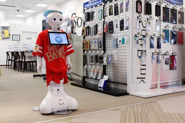 רובוט רובוטים רובוטיקה סופטבנק , צילום: שאטרסטוק