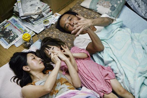 """מתוך """"המשפחה שלי"""", צילום: אי פי איי"""