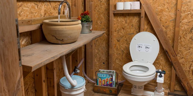 Let None Go To Waste: This Startup Fuels Cooking by Using Natural Toilet Gas