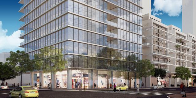 לראשונה:  תוכנית פינוי בינוי תשלב מגורים עם מגדל משרדים, מסחר ומבנה ציבור