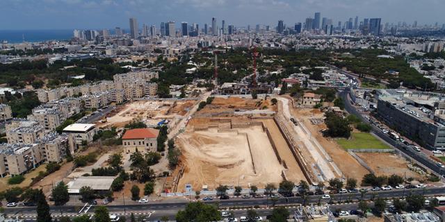 פרויקט ההשכרה הגדול של תל אביב תקוע