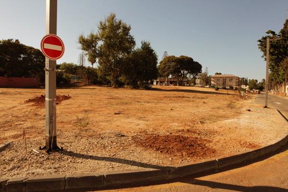 הקרקע בכפר שמריהו שרכש חוגג מבן דב