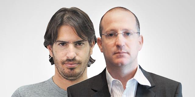 """מימין עו""""ד עפר פירט ו משה חוגג, צילום: אוראל כהן, עמית שעל,"""
