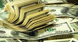 דולרים דולר כסף שטרות שטר 2, צילום: שאטרסטוק