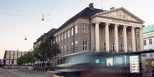 דנסקה בנק בקופנהגן, דנמרק, צילום: בלומברג