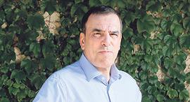 עמוס גניש, צילום: עמית שעל